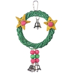 XMAS Wreath Vine Swing